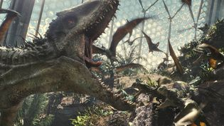 "Le film ""Jurassic World"" est sorti le 10 juin 2015. (UNIVERSAL PICTURES)"
