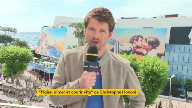 """Interview de Pierre Deladonchamps pour """"Plaire, aimer et courir vite"""" de Christophe Honoré"""