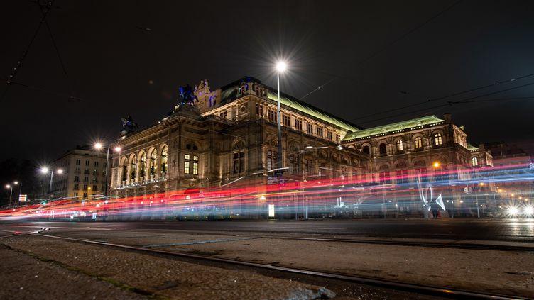 L'Opéra de Vienne, janvier 2020. (PICTURE ALLIANCE / PICTURE ALLIANCE)