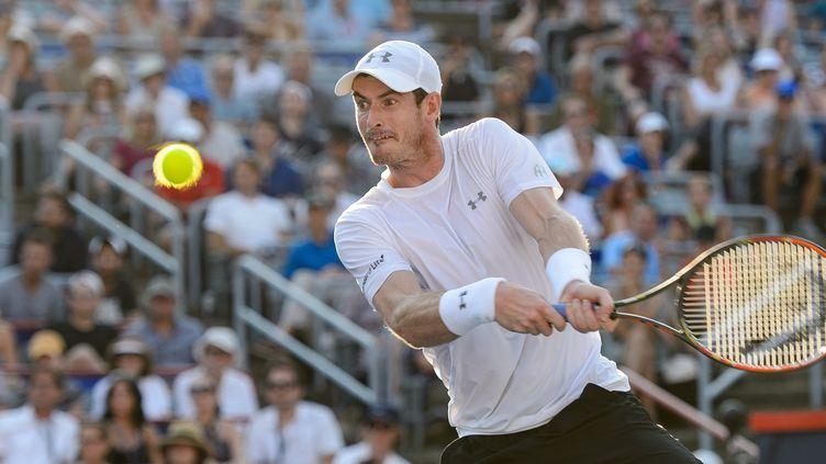 Andy Murray a remporté le tournoi de Montréal dimanche  (MINAS PANAGIOTAKIS / GETTY IMAGES NORTH AMERICA)