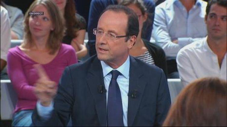 François Hollande (France 2)