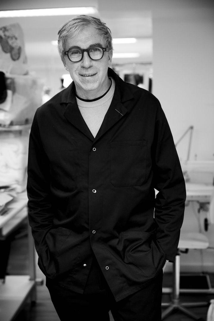 Phillippe Guillet, président et directeur artistique de l'association Renaissance (Laurence Laborie)