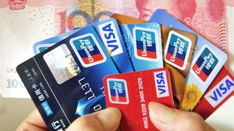 Cartes de crédit (en Chine) (AFP/Franko Lee)