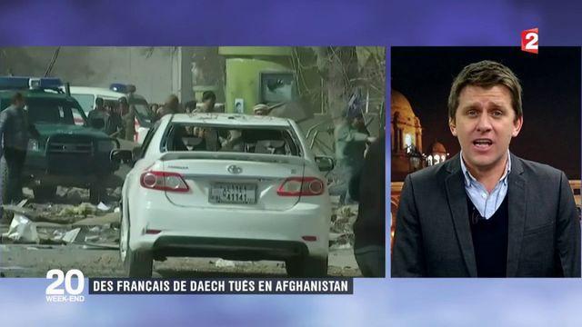 Afghanistan : des Français parmi les terroristes