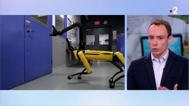 """Intelligence artificielle : """"Pour qu'un jour des robots-secouristes interviennent lors des séismes"""""""