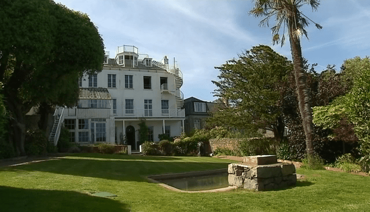 Hauteville House  (France 3 / Culturebox / capture d'écran)