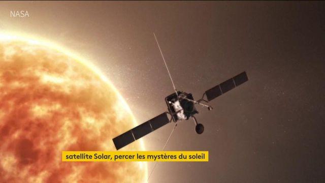 La sonde Solar Orbiter en route vers le Soleil
