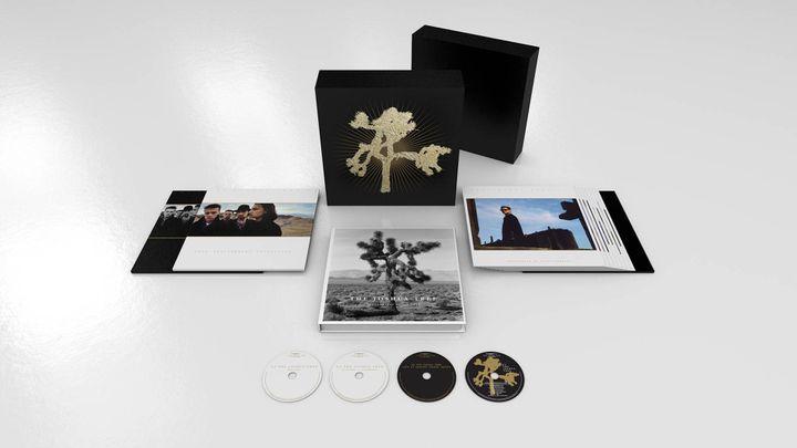 L'édition Super Deluxe 4CD avec de nombreux suppléments
