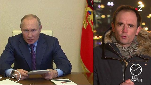 Covid-19 : le vaccin russe Spoutnik V déchire la Russie et l'UE