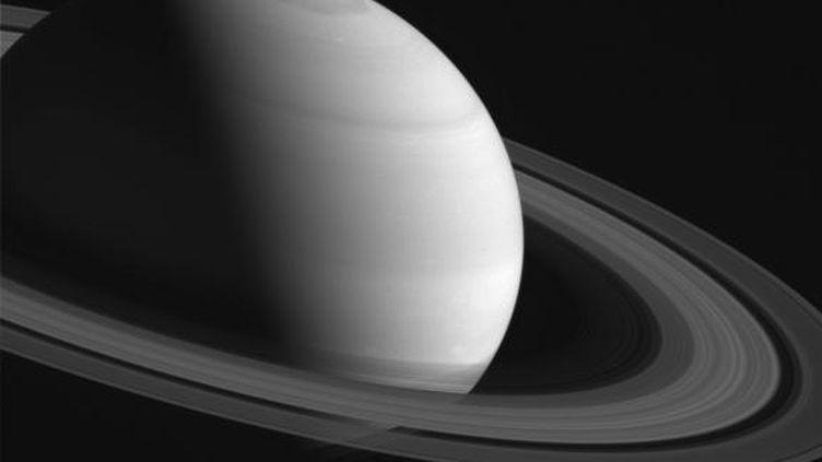 Une photo de Saturne prise par la sonde Cassini, le 19 mars 2016. (NASA / JPL-CALTECH / SPACE SCIENCE INSTITUTE)