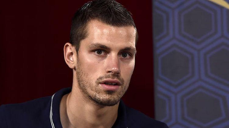 Le joueur français Morgan Schneiderlin