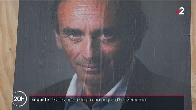 Présidentielle 2022 : qui sont les soutiens d'une possible candidature d'Éric Zemmour ?