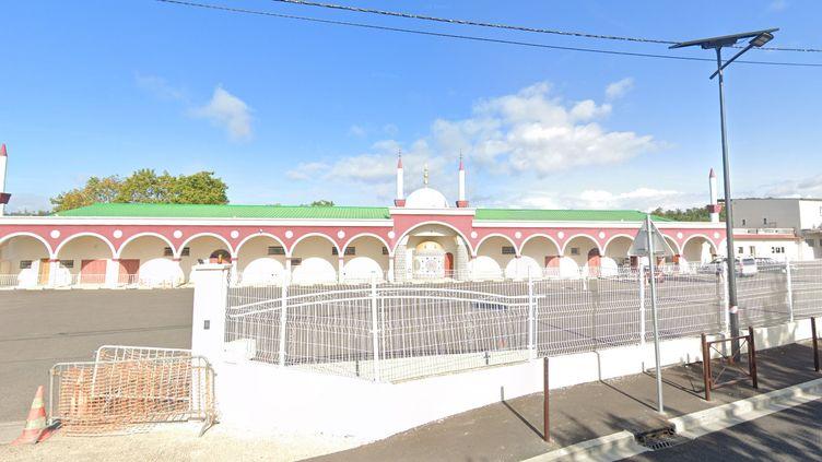 La mosquée d'Agen (Lot-et-Garonne). (GOOGLE STREET VIEW)