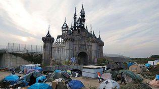 Dismaland - Calais : le dernier pied de nez grinçant (et généreux) de Banksy.  (Dismaland.co.uk)
