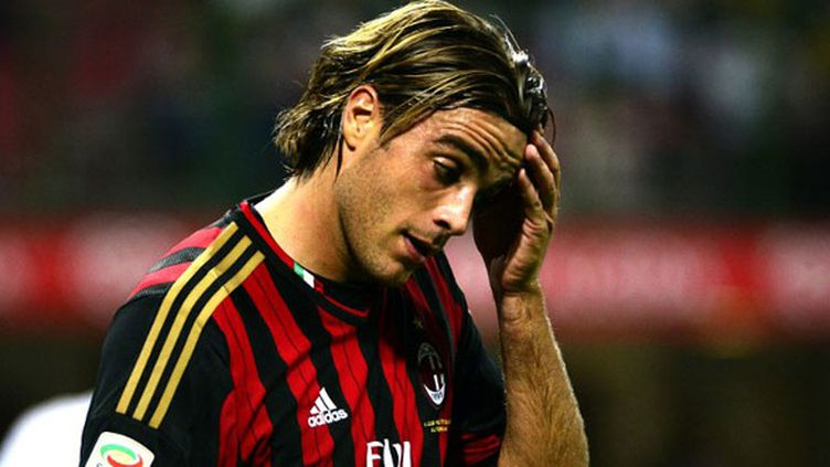 Le joueur italien Matri