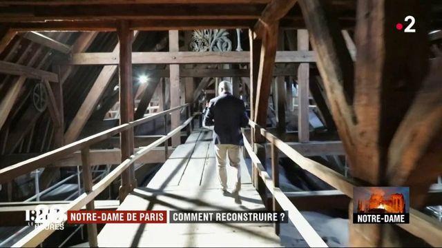 Incendie de Notre-Dame de Paris : comment reconstruire ?