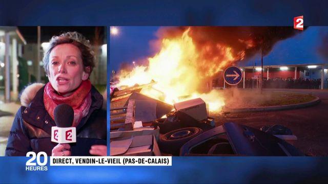 Blocage de la prison de Vendin-le-Vieil : le mouvement va-t-il se poursuivre mardi ?