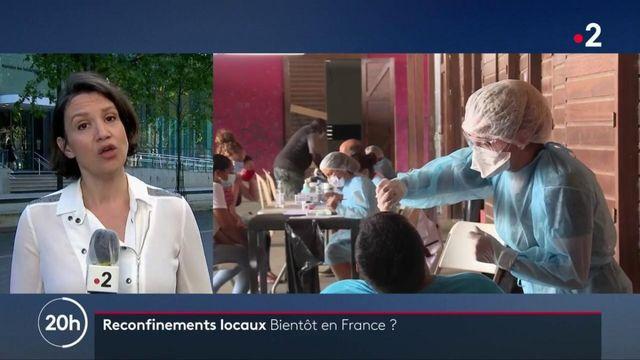 La France est-elle préparée pour des reconfinements locaux ?