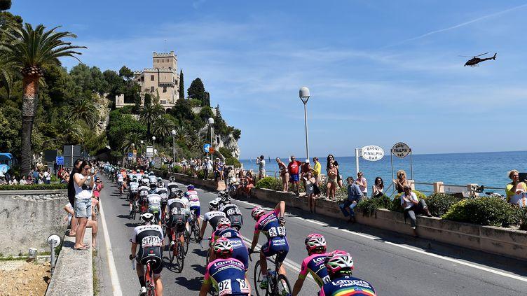 Le Giro 2017 partira de Sardaigne (DE WAELE TIM / TDWSPORT SARL)