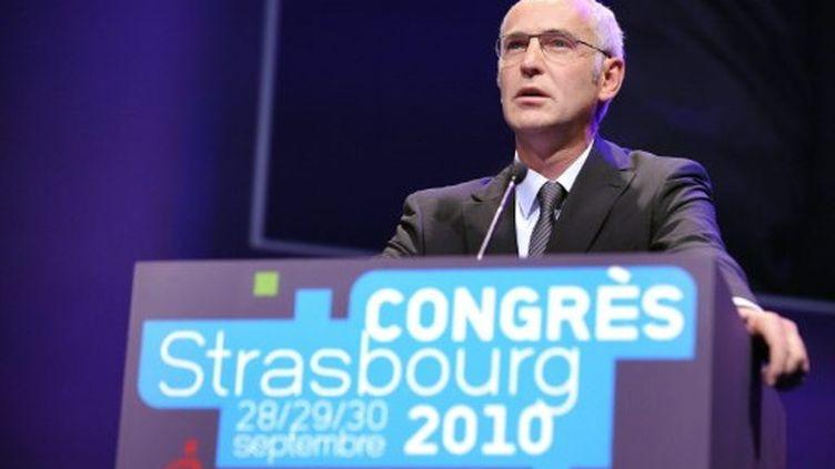 Thierry Repentin en 2010 (JOHANNA LEGUERRE / AFP)