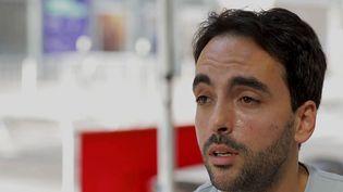 Procès des attentats du 13-Novembre : l'histoire de Walid Youssef, doublement victime (France 2)