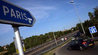 Les quatre jeunes étaient jugés en appel pour le meurtre d'un automobiliste, battu à mort sur une bretelle de l'autoroute A13 à Chapet (Yvelines)en juin 2010. (MAXPPP)