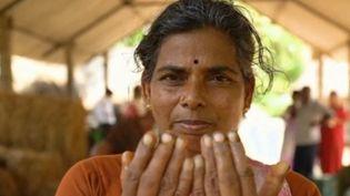 Avant d'arriver sur la table, les noix de cajou ont dû être décortiquées en Inde, dans des conditions indignes. (FRANCE 2)