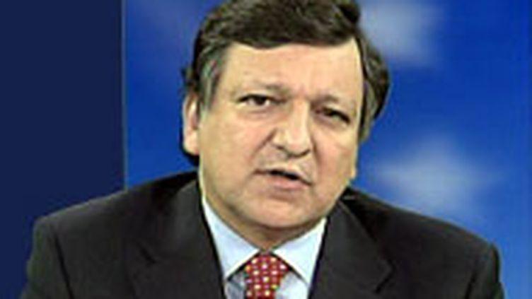 José Manuel Barroso, président de la Commission européenne depuis 2004 (© France)