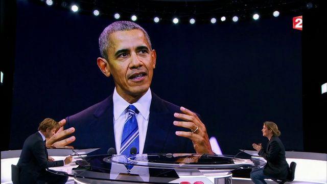 Conférence d'Obama à Paris : les très juteuses reconversions politiques