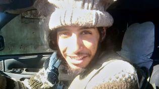 Abdelhamid Abaaoudest suspecté d'être lecerveau des attentats du 13 novembre à Paris. (MAXPPP)
