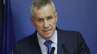Le procureur de la République de Paris, François Molins, lors d'une conférence de presse, le 22 juin 2017 à Paris. (THOMAS SAMSON / AFP)