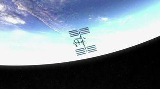 ISS : un immense laboratoire en orbite (FRANCE 2)