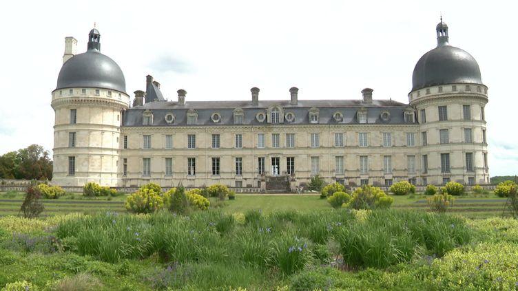 Réouverture des jardins du Château de Valençay dans l'Indre (France télévisions / France 3 Centre Val de Loire)