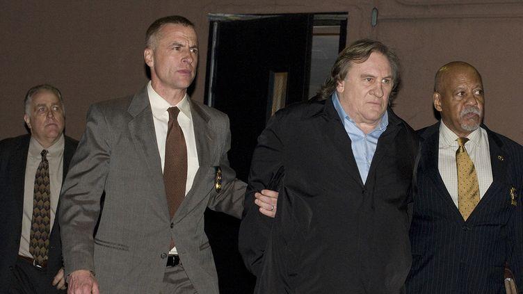 "Gérard Depardieu dans ""Welcome to New-York""  (June Project/LLC)"