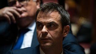 Olivier Véran, ministre de la Santé. (XOSE BOUZAS / HANS LUCAS / AFP)
