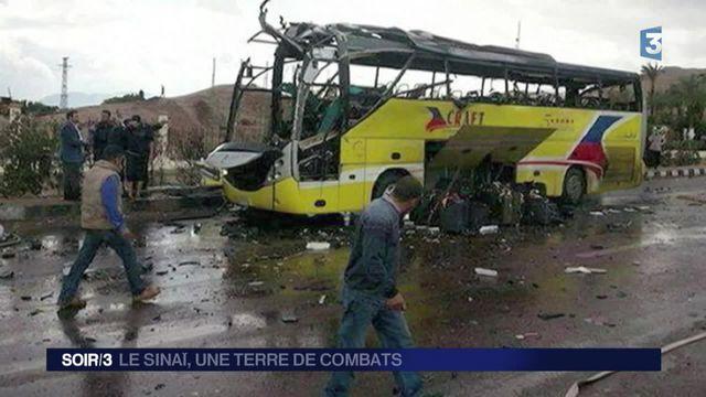 Terrorisme : l'Egypte en guerre face au groupe Etat islamique