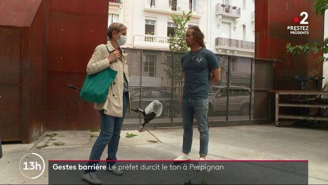 Déconfinement : le préfet des Pyrénées-Orientales durcit le ton à Perpignan