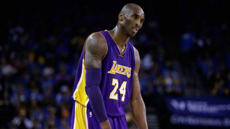 Kobe Bryant (LA Lakers) (EZRA SHAW / GETTY IMAGES NORTH AMERICA)