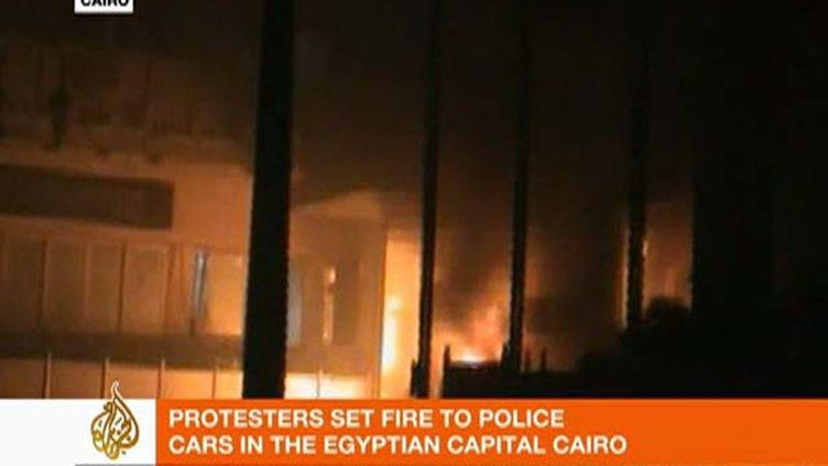 (Radio France &copy Capture Al-Jazira)