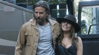 "Bradley Cooper (Jackson Maine) et Lady Gaga (Ally) dans ""A Star Is Born"".  (Warner Bros. Entertainment Inc. / Clay Enos)"