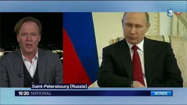 Russie : Moscou sanctionne les frappes américaines en Syrie
