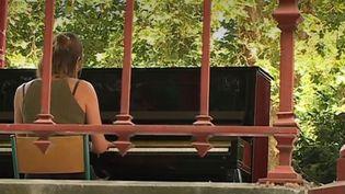 Des pianos dans les parcs de Reims (Capture d'écran)