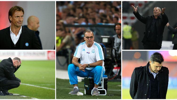 Renard, Furlan, Bielsa, Courbis et Fournier ont quitté la Ligue 1.