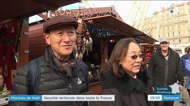 Marchés de Noël : sécurité renforcée dans toute la France