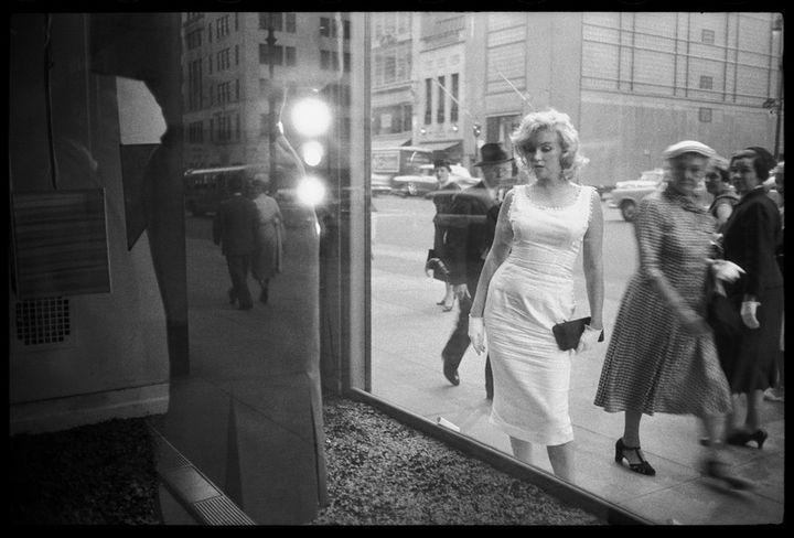 Marilyn Monroe (Sam Shaw Inc., courtesy Shaw Family Archives, Ltd.)