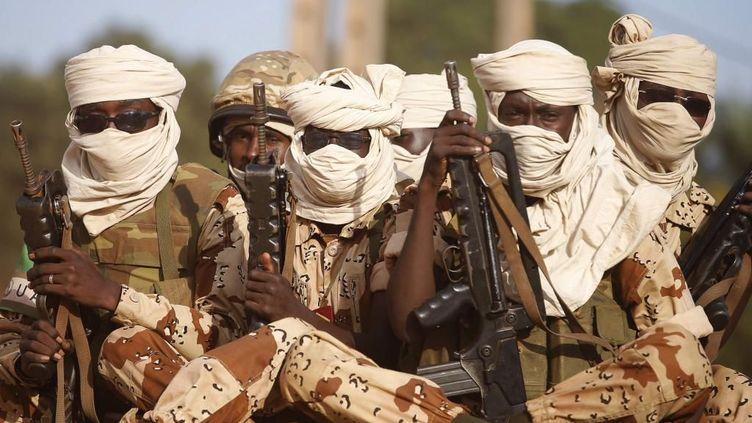 Soldats tchadiens (Reuters Goran Tomasevic)