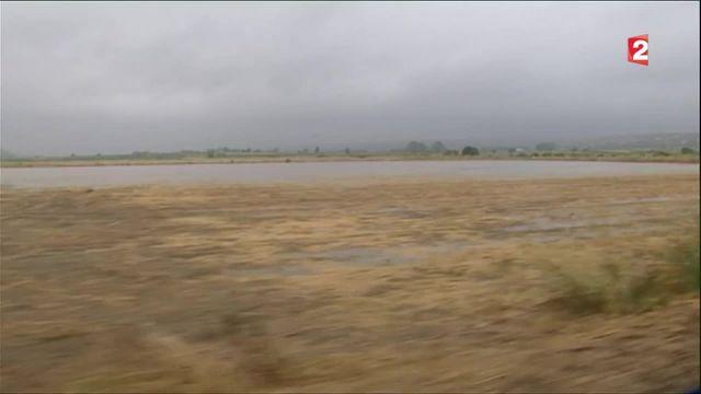 Intempéries : les lourds dégâts des orages