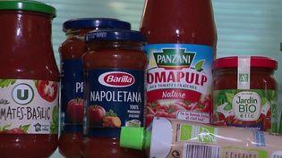Alimentation : les dessous de la production de sauce tomate industrielle (France 2)