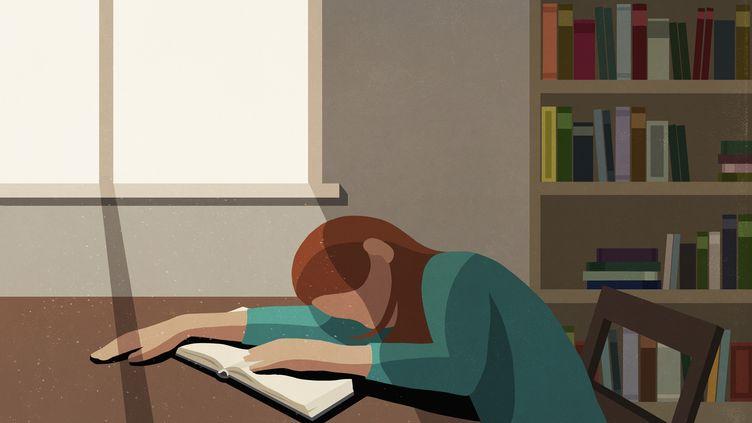 Notre fatigue est aujourd'hui plus psychologique que physique. (GETTY IMAGES / fSTOP)
