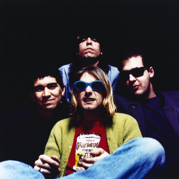 KURT COBAIN - The Last Shooting, Band 4, février 1994  (Youri Lenquette)